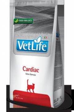 Vet Life Cat Cardiac (Вет Лайф Кардиак)