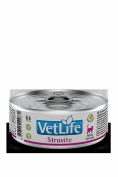Vet Life Cat Struvite (Вет Лайф Кэт Струвит) банка 85г.