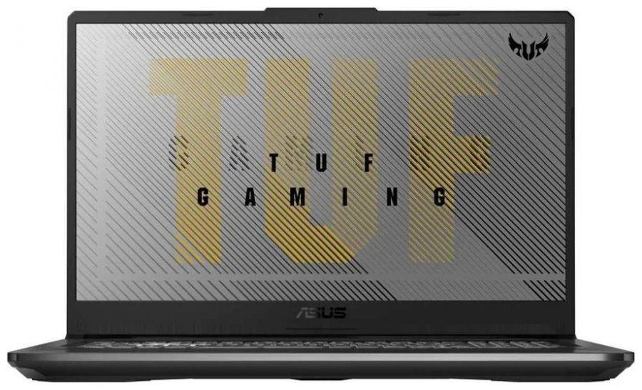 Ноутбук ASUS TUF Gaming F17 FX706LI Чёрный (90NR03S2-M04270)