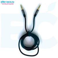Купить AUX кабель Rock Audio Cable 1м в Москве в интернет магазине аксессуаров для смартфонов elite-case.ru