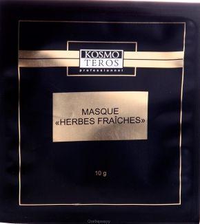 Тонизирующая маска Свежие травы Kosmoteros (Космотерос) 10 г