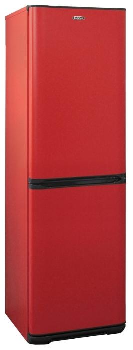 Холодильник Бирюса H631 Красный