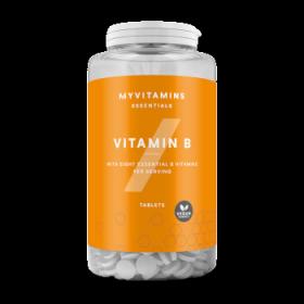 Комплекс Витаминов В. 120 табл. Myprotein (Великобритания)