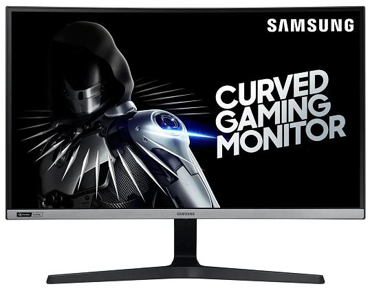 """Монитор Samsung C27RG50FQI 27"""", черный"""
