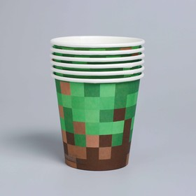 Стаканы Пиксели