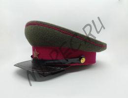 Фуражка образца 1935 г., пехота, реплика