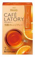 Апельсиновый чай Blendy Cafe Latory