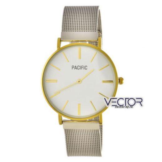 Pacific X6169 корп-золот циф-бел сетка-сер