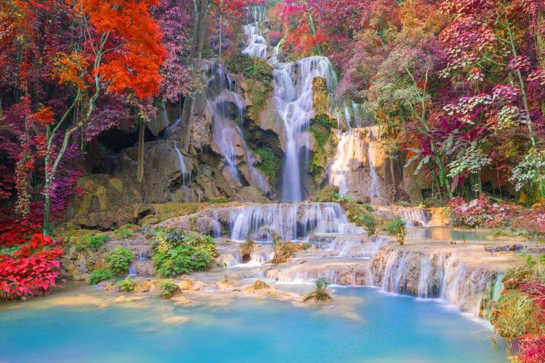 Водопад 17-075