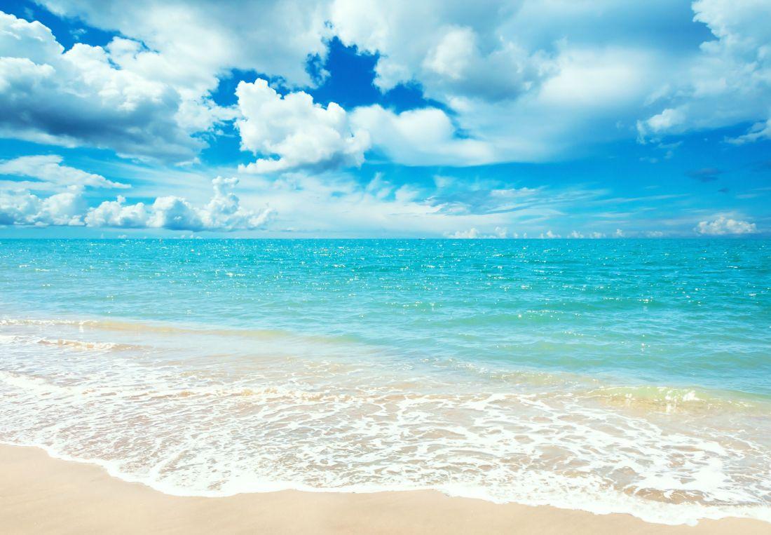 Лазурное море 9005