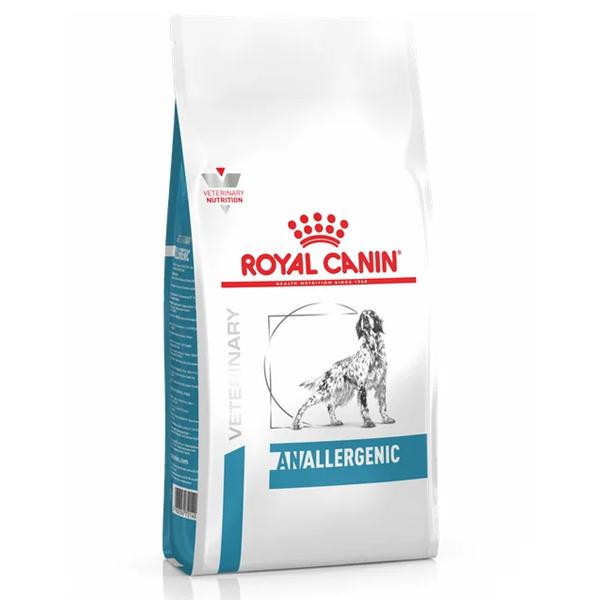 Сухой корм для собак Royal Canin Anallergenic AN18 при аллергии 8 кг