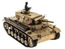 Heng Long Panzer III type H V6.0 2.4G 1/16 RTR