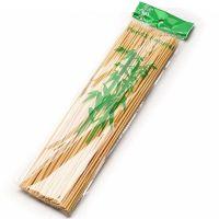 Бамбуковые шпажки-шампуры 35 см, 100 шт