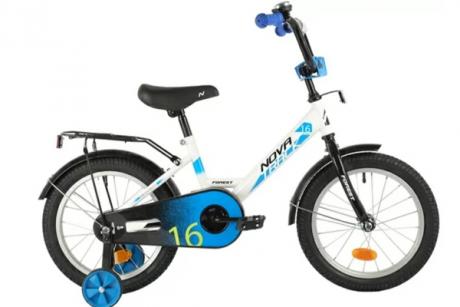 """Велосипед NOVATRACK 12"""" FOREST белый"""