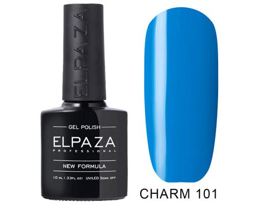 ELPAZA ГЕЛЬ-ЛАК  Charm 101  Океан (Ярко-синий) 10 мл