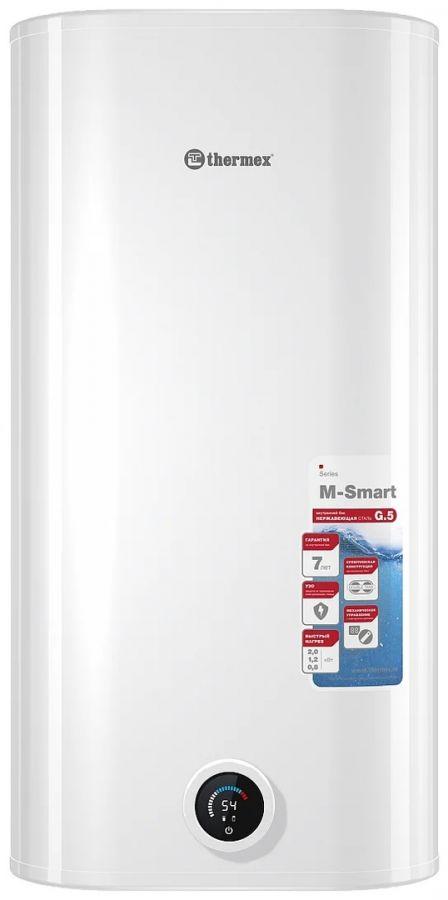 Накопительный электрический водонагреватель Thermex M-Smart MS 80 V (pro)