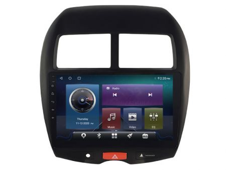Witson Citroen C4 Aircross 2012-2017 (W2-DTF9843)