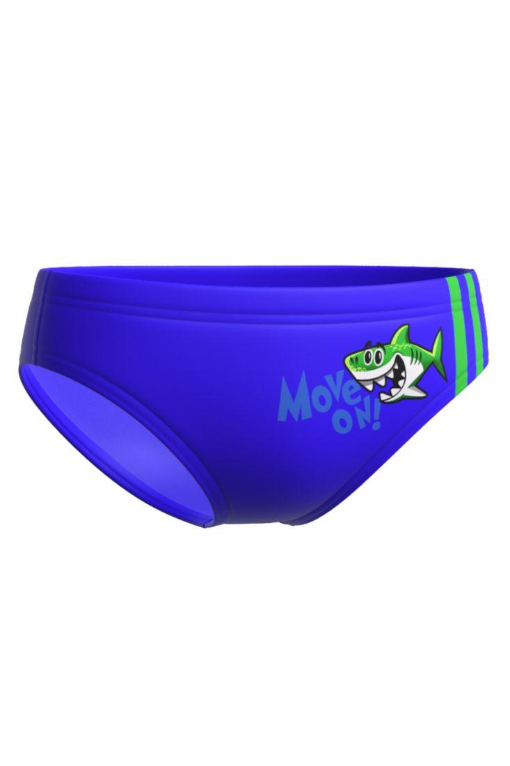 Плавки детские тренировочные Mad Wave Alex A2 синие