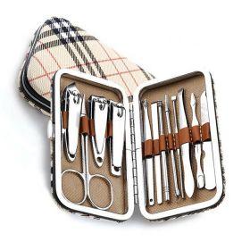 Маникюрный набор 13 предметов в портмоне