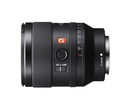 Объектив Sony FE 35mm f/1.4 GM (SEL35F14GM)