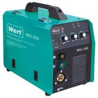 Сварочный аппарат инверторного типа Wert MIG 200 MIG/MAG