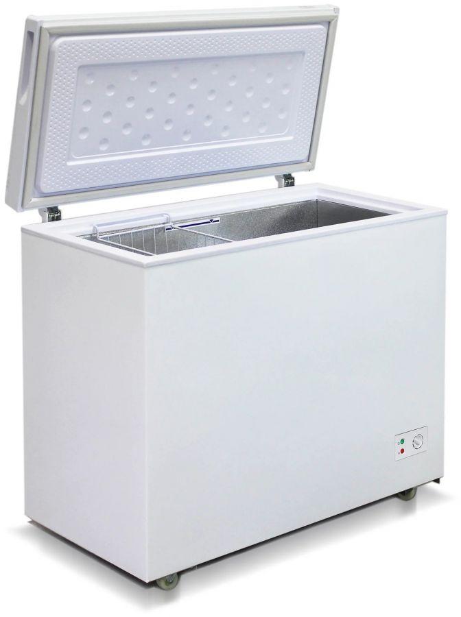 Морозильный ларь Бирюса 240КХ Белый