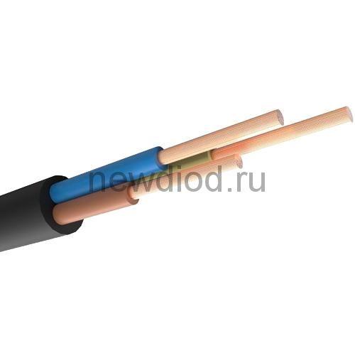 Кабель КГтп-ХЛ 3x6-0,66кВ (ТУ 27.32.13-002-12430102-2020)