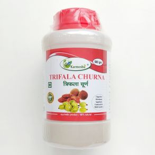 Трифала Чурна | Trifala Churna | 500 г | Karmeshu