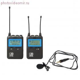 Петличная радиосистема GreenBean RadioSystem UHF150 беспроводная