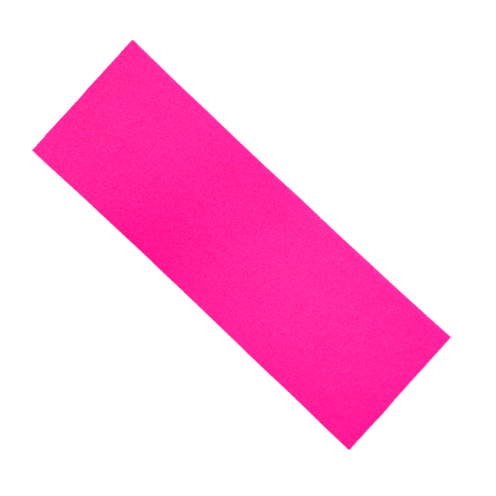 Шкурка для самоката розовая 14*40 см