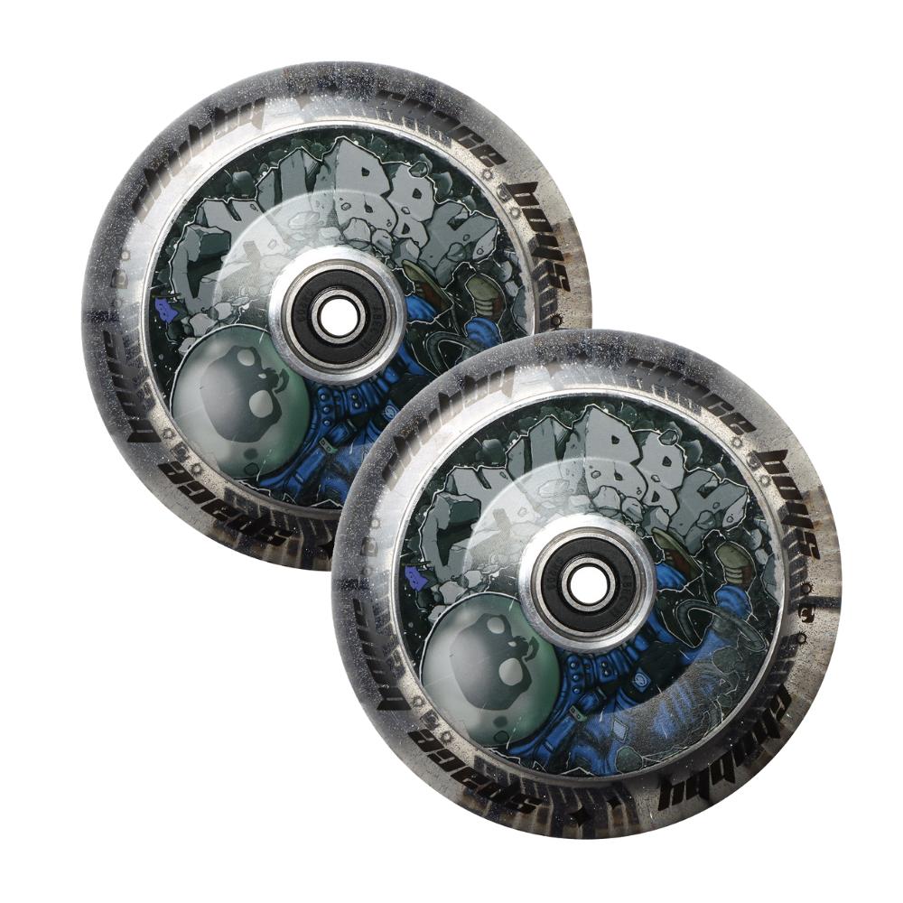 Колеса (2 шт) Chubby SpaceBoys 110 мм Astronaaught