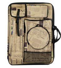 Сумка рюкзак для мольберта и красок для художников