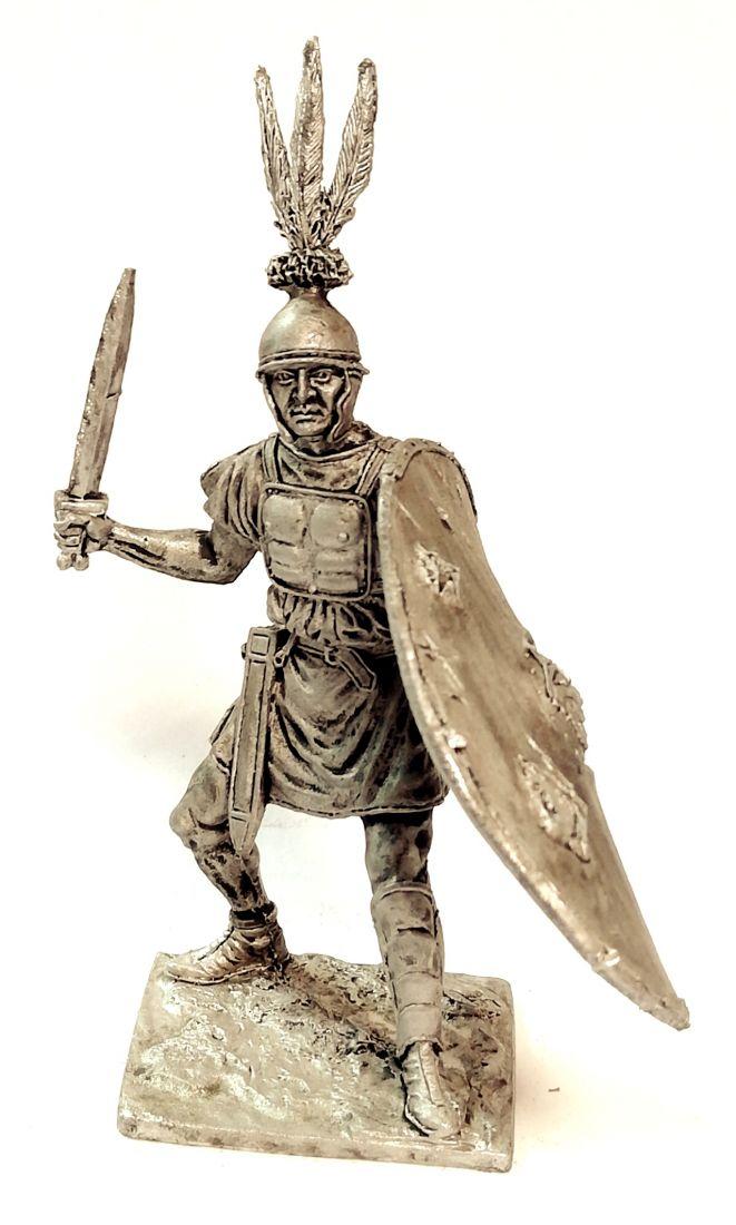 Фигурка Римский легионер 3-2 в до н.э. олово