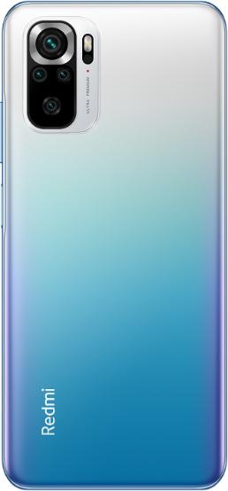 Смартфон Xiaomi Redmi Note 10S 6/64GB (NFC) Ocean Blue