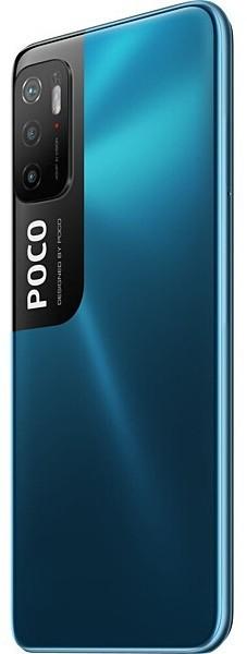 Смартфон Xiaomi POCO M3 Pro 5G 6/128GB (NFC) Blue