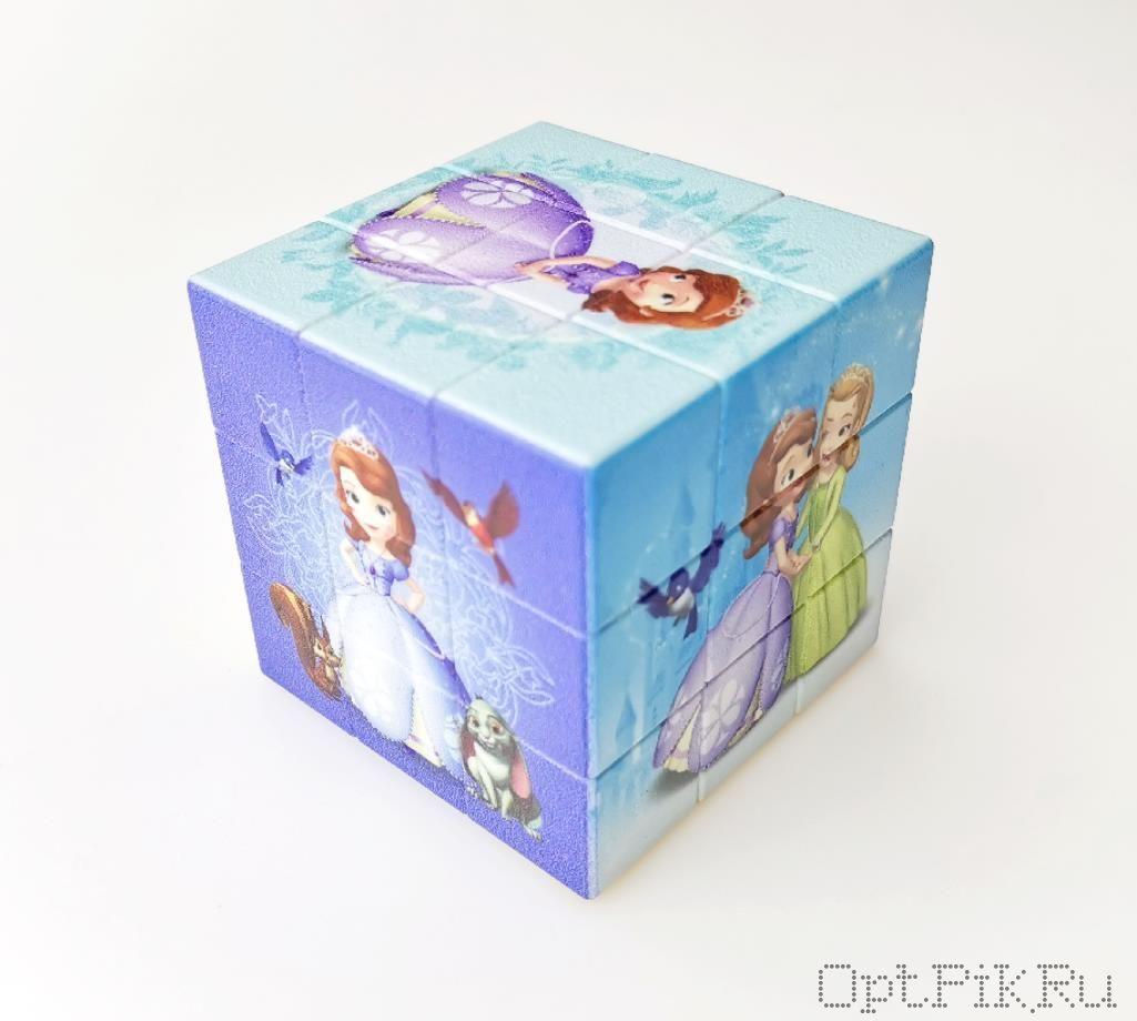 Кубик Рубика 3*3 Принцесса София