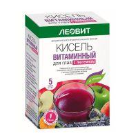 Леовит Нутрио Кисель «Витаминный для глаз с лютеином»