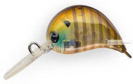 Воблер Strike Pro Nuts 25 S 25 мм / 2,6 гр / Заглубление: 0 - 1 м / цвет: A68G