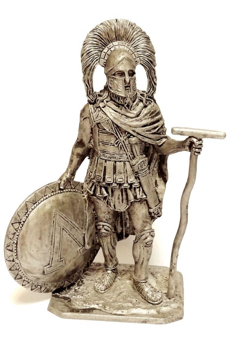 Фигурка Спартанский командир 5 в. до н.э. олово