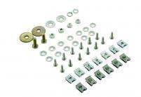 RK01159 * Ремкомплект крепления заднего бампера для а/м 2170-2172