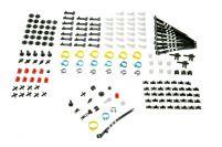 RK01174 * Ремкомплект пластмассовых изделий на кузов для а/м 2190