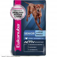 Eukanuba Mature&Senior Large Breed Корм для пожилых собак крупных пород (15 кг)