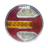 Круглые фонари для грузовиков