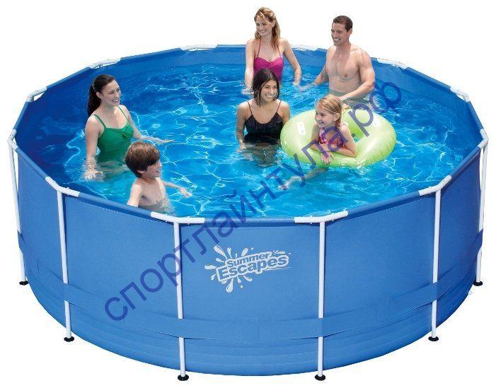 Каркасный бассейн Summer Escapes 366x122