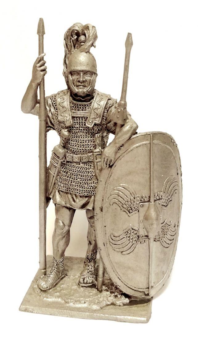 Фигурка Римский легионер 1 в до н.э. олово