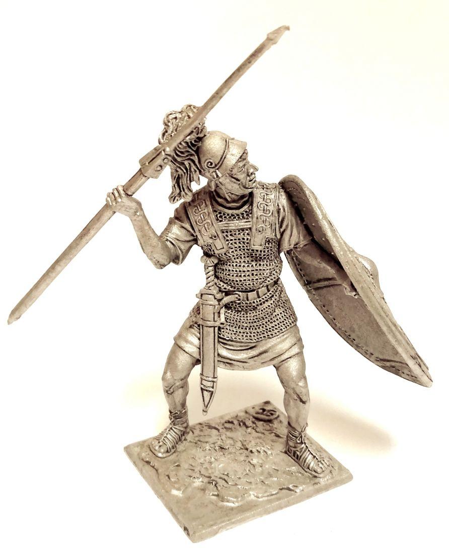 Фигурка Римский легионер 3-1 в до н.э. олово