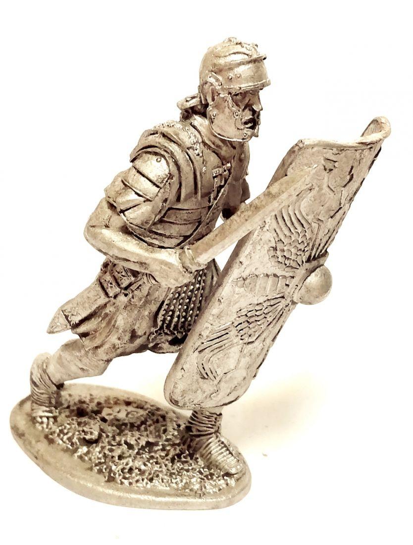 Фигурка Римский легионер II легион Августа 1в. н.э. олово