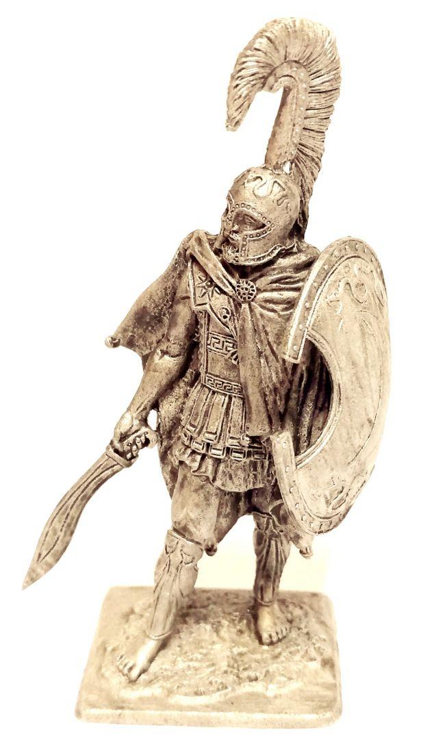 Фигурка Феспийский гоплит 5 в. до н.э. олово