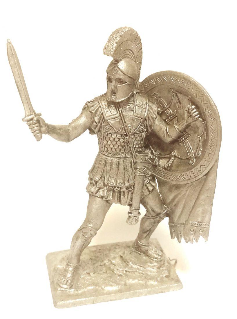 Фигурка Афинский гоплит 490 г. до н.э. олово