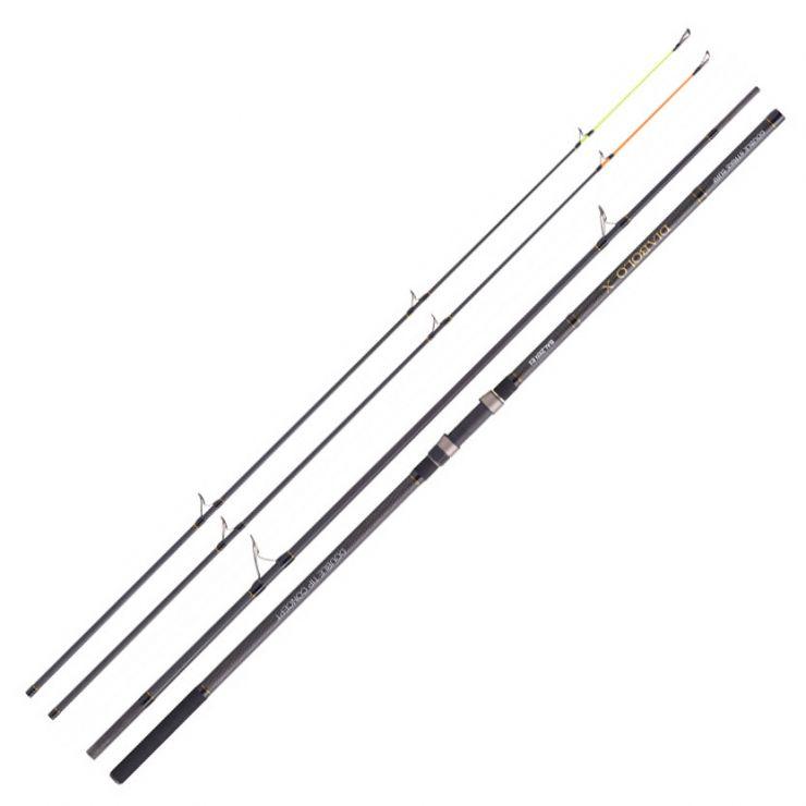 Спиннинг штекерный Balzer Diabolo 10 Double Strike Surf 80-180/150-250г 4,2м 11150 420
